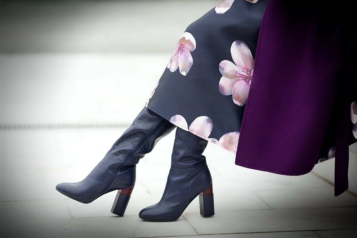 carlo pazolini boots on Galantgirl.com