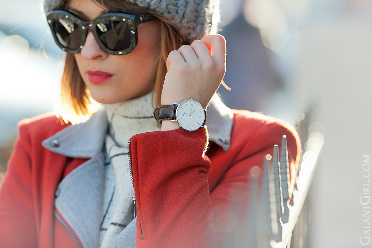 daniel wellington watch, kuboraum sunglasses,
