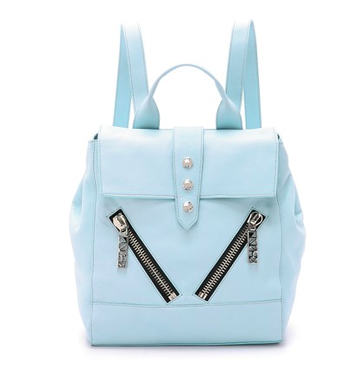 KENZO light blue Kalifornia backpack
