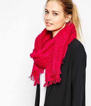 Oasis Boucle Scarf