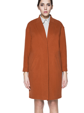 Wool Coat I'll Be Back