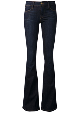 FRAME DENIM High Rise Flare Jeans