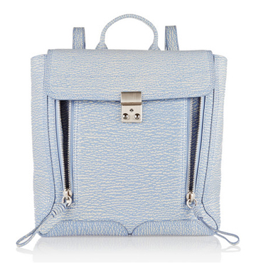 3.1 PHILLIP LIM The Pashli leather backpack