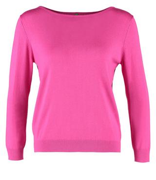 Benetton Jumper - pink