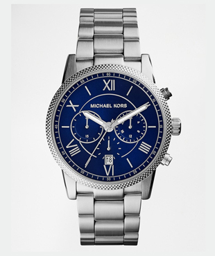 Michael Kors Chronograph Stainless Steel Watch