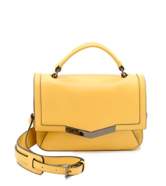 Time's Arrow Micro Helene Cross Body Bag