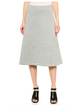 Club Monaco Signe Knit Skirt