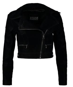 Urban Classics Faux leather jacket