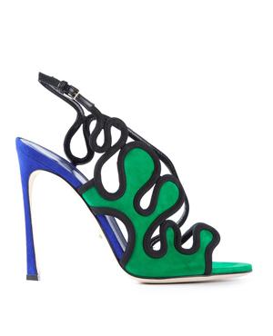 SERGIO ROSSI 'Lagoon' sandals