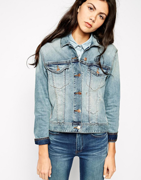 Dr Denim Jacket