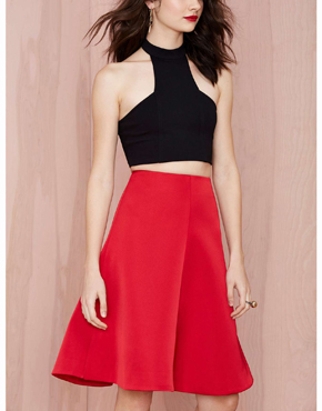 The Ascent A-line Skirt