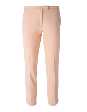 JOSEPH cropped slim trousers