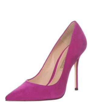 Buffalo Classic heels - magenta