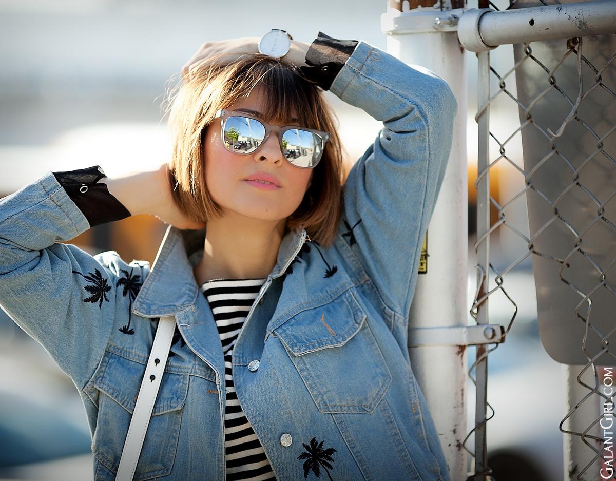 RIVIERA KOMONO sunglasses on GalantGirl.com