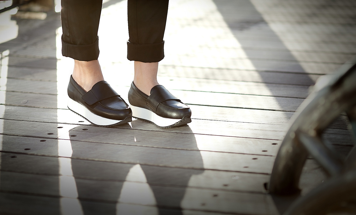 whistles loafers on GalantGirl.com