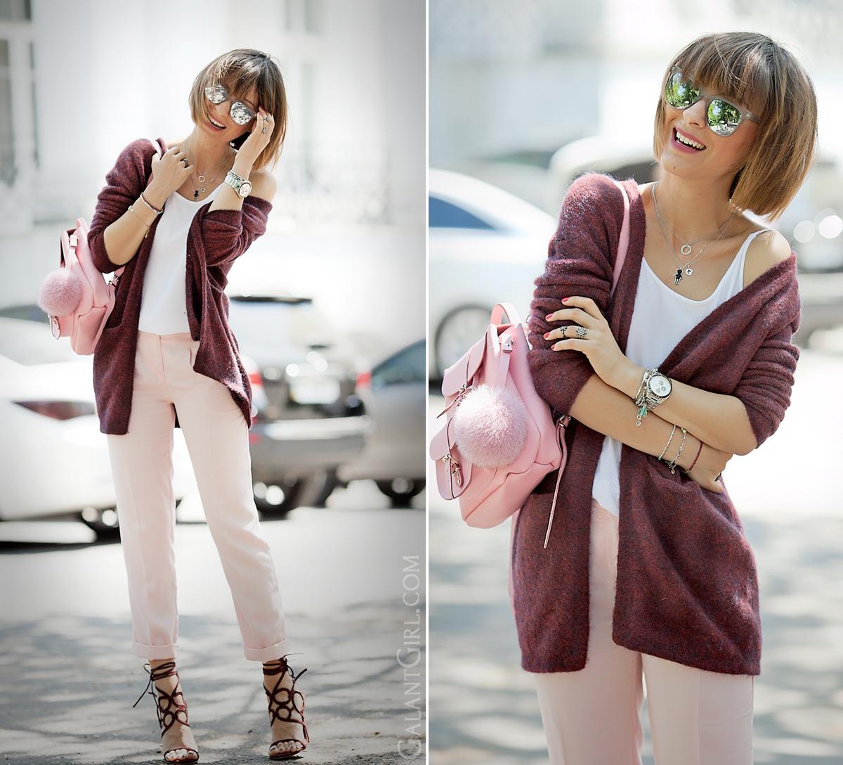 streetstyle-galantgirl-grafeabackpack-grafea-grafeaoutfit-fashionblogger-fashionbloggerRUNET-croppedpinktrousers-