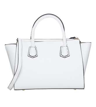 LYDC London Handbag - white