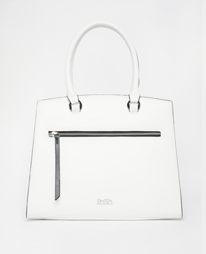 Faith Zip Front Boxy Tote