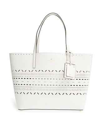 kate spade new york - medium harmony' leather tote