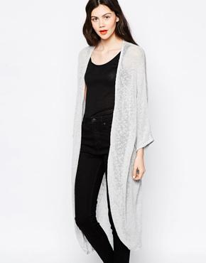 Monki Knitted Cardigan