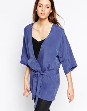 Selected 3/4 Sleeve Kimono