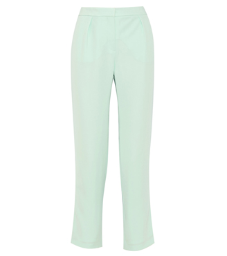 T BY ALEXANDER WANG Cady straight-leg pants