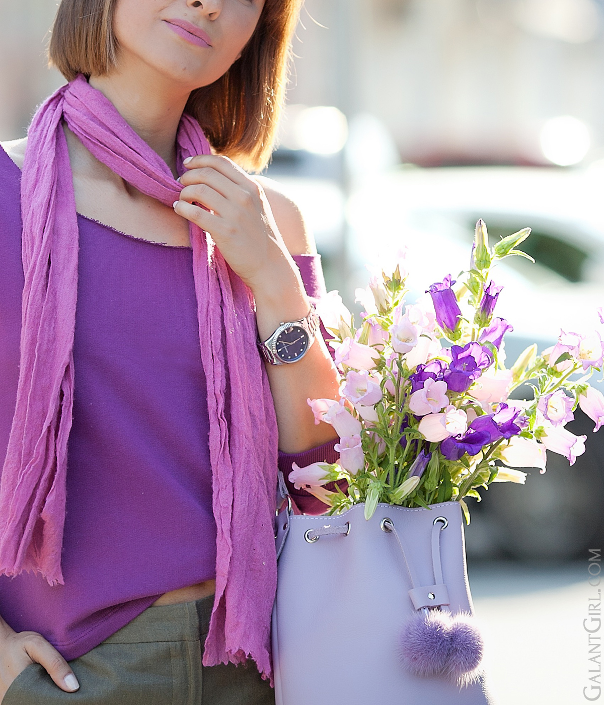 purple-colors-outfit-grafea-bag-galantgirl
