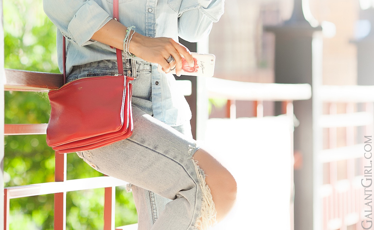 red-celine-trio-bag