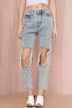 Twerk Boyfriend Jeans