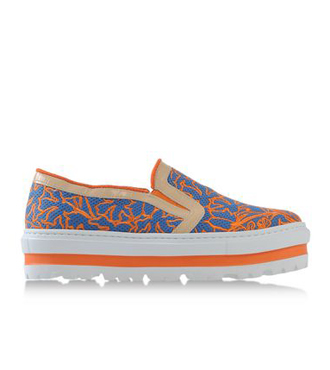 MSGM Slip-on sneakers
