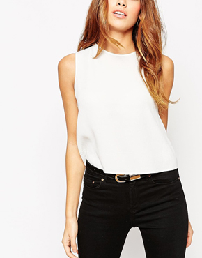 ASOS Drop Arm Vest