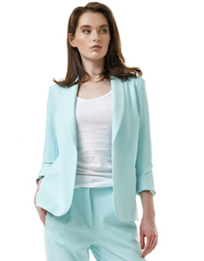 Blue Summer Blazer