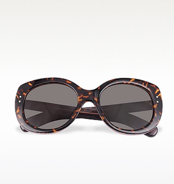 MARC JACOBS Vintage Inspired Round Frame