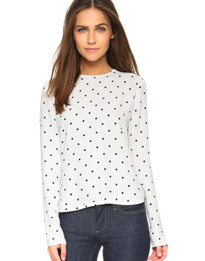 Bec & Bridge Space Cadet Blouse