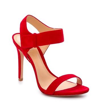 Schutz Dubia Nubuck Sandals