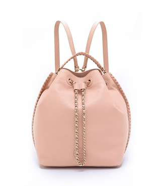 Tory Burch Marion Bucket Backpack