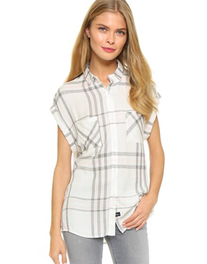 RAILS Britt Button Down
