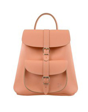 Grafea Gracie Baby Backpack - Peach
