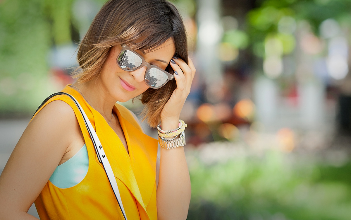 komono-silver-mirrored-sunglasses-summer-look-2015-galant-girl