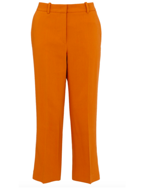 No.21 Caramel Capri Trousers