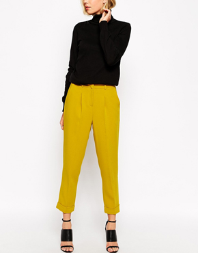 ASOS Peg Suit Trouser