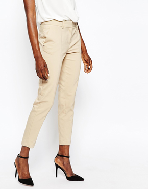 River Island Smart Cigarette Trouser