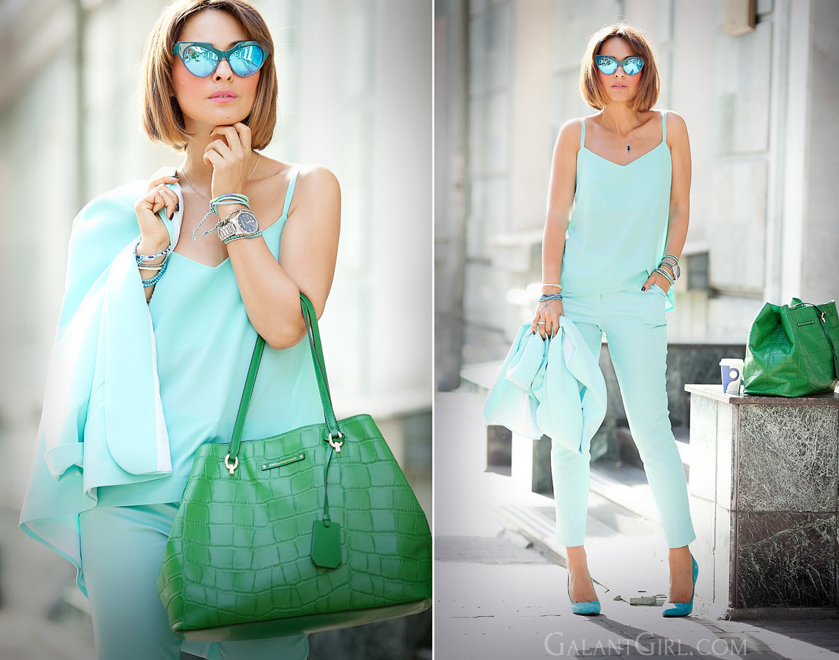 turquoise-colors-outfit-with-andy-wolf-sunglasses-fashion-blogger-galant-girl
