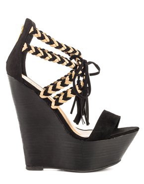 Evelienne - Black JustFab