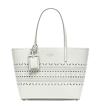 KATE SPADE NEW YORK toe bag