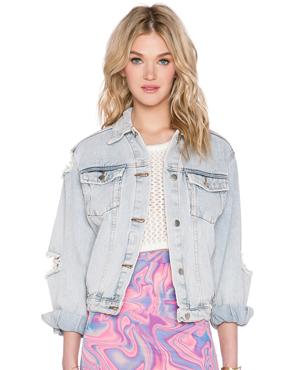 UNIF denim jacket