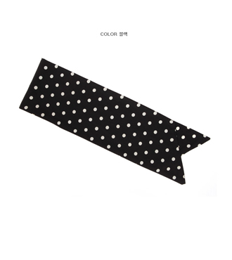 Dotted Scarf