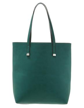 Even&Odd Tote bag - green