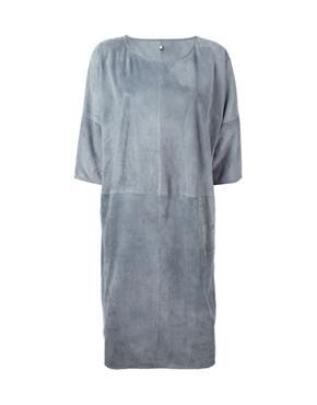 N_8  oversized dress