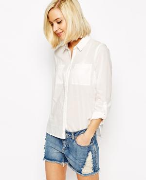 Vero Moda Linen Shirt